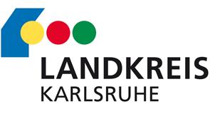 Logo Landkreis Karlsruhe