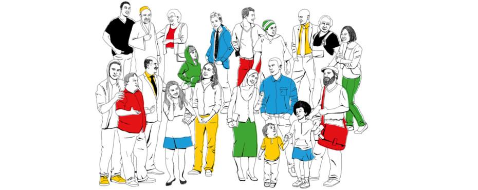 'Demokratie leben!' / Andreas Schickert